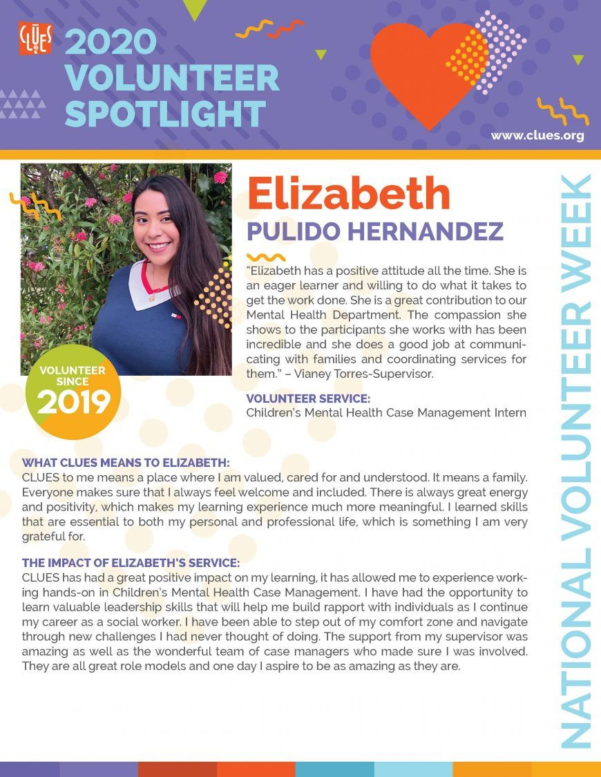 CLUES_VolunteerSpotlight_ElizabethPulido-3aqdnint7j9mt0imloh534