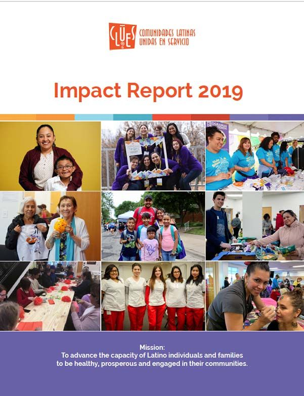 impact report 2019 cover